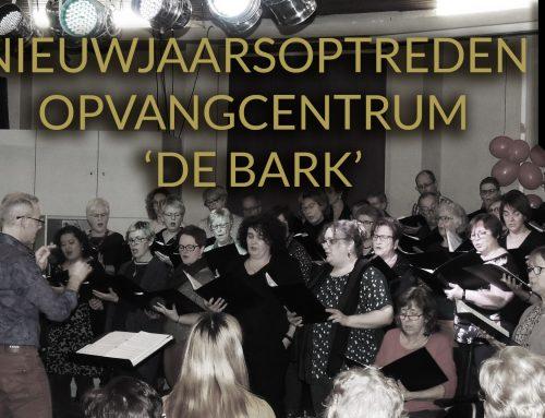 NIEUWJAARSOPTREDEN DE BARK 7/1