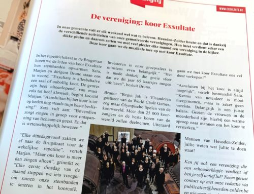 ARTIKEL IN MAGAZINE VANHTOTZ